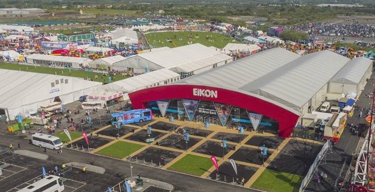 Site map: Get the inside track on this year's Balmoral Show
