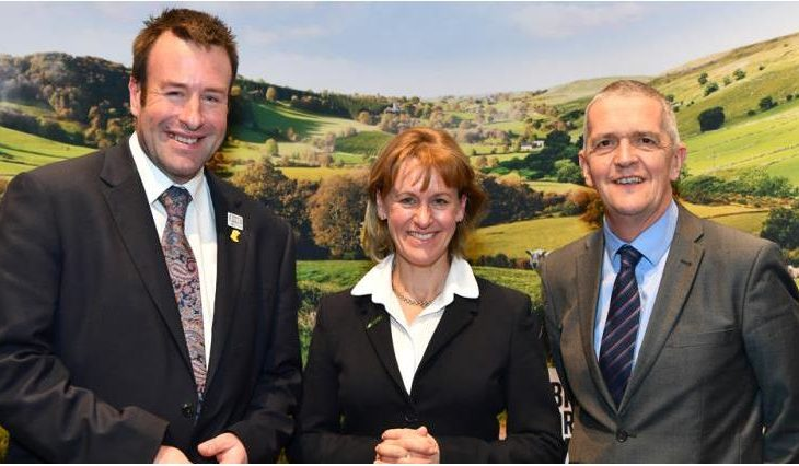 First female NFU president elected at annual conference
