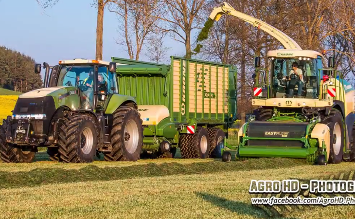 Fancy a Case IH Magnum…in Krone colours?
