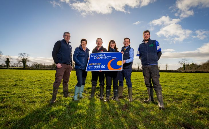 Fancy a €1,000 shopping spree on Glanbia Connect?