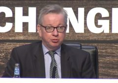 Gove 'acutely conscious' of Brexit subsidy worries among ag sectors