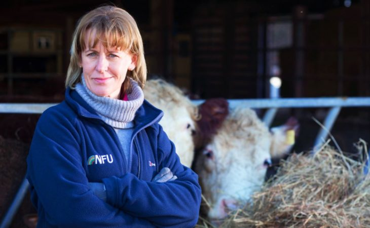 Women in ag praise election of NFU's first female president