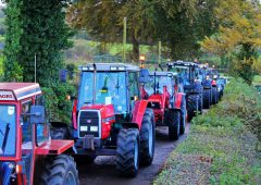 Second Alistair Sloss Memorial Tractor Run to take place tomorrow