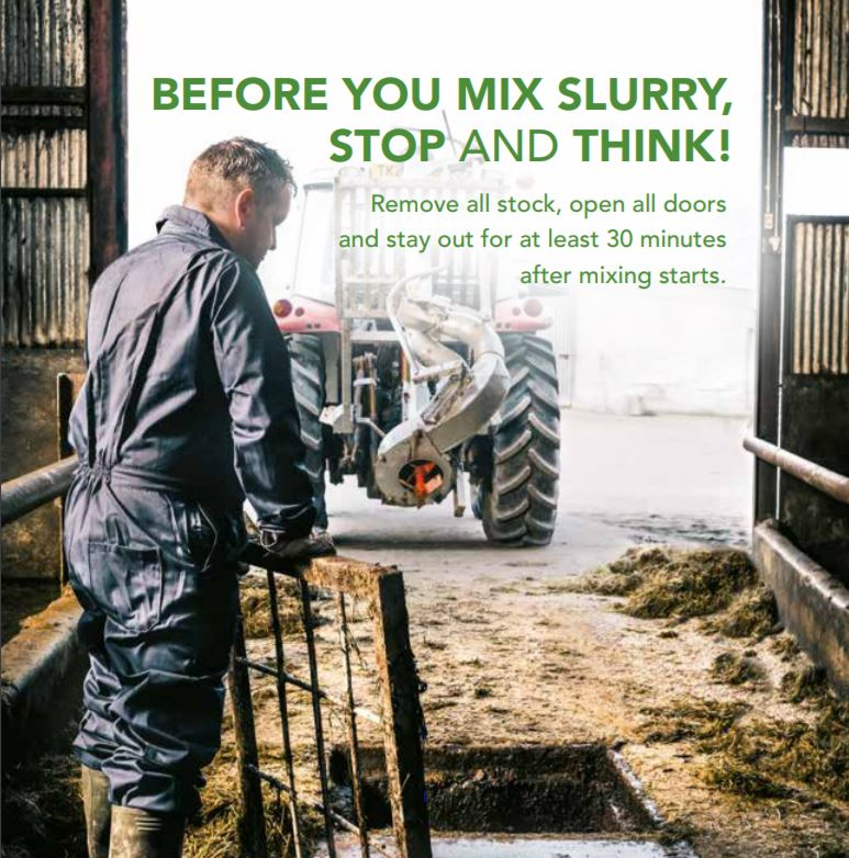 farm safety, stop and think, DAERA,