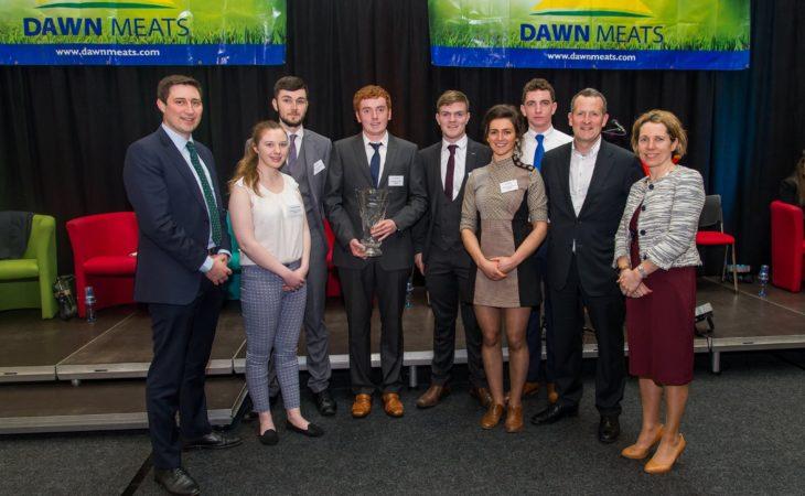 UCD retains crown at 2018 Great Agri-Food Debate
