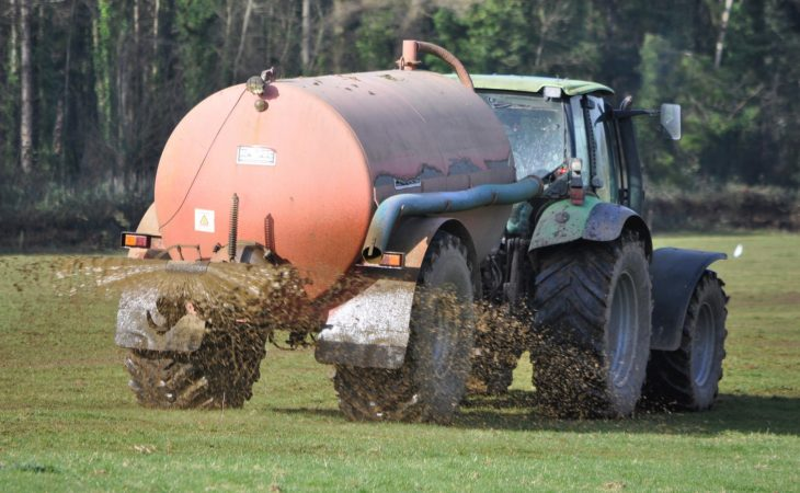 SafeShaft hydraulic drive for slurry tankers now eligible for a grant