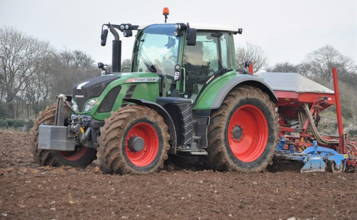 Fendt not Germany's best-selling brand; but 724 Vario is its 'favourite' model