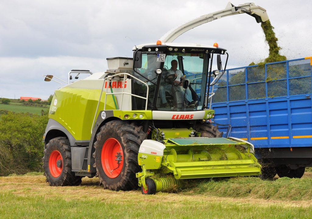 94dccc22 Check out these 2018 improvements for Claas foragers - Agriland.ie