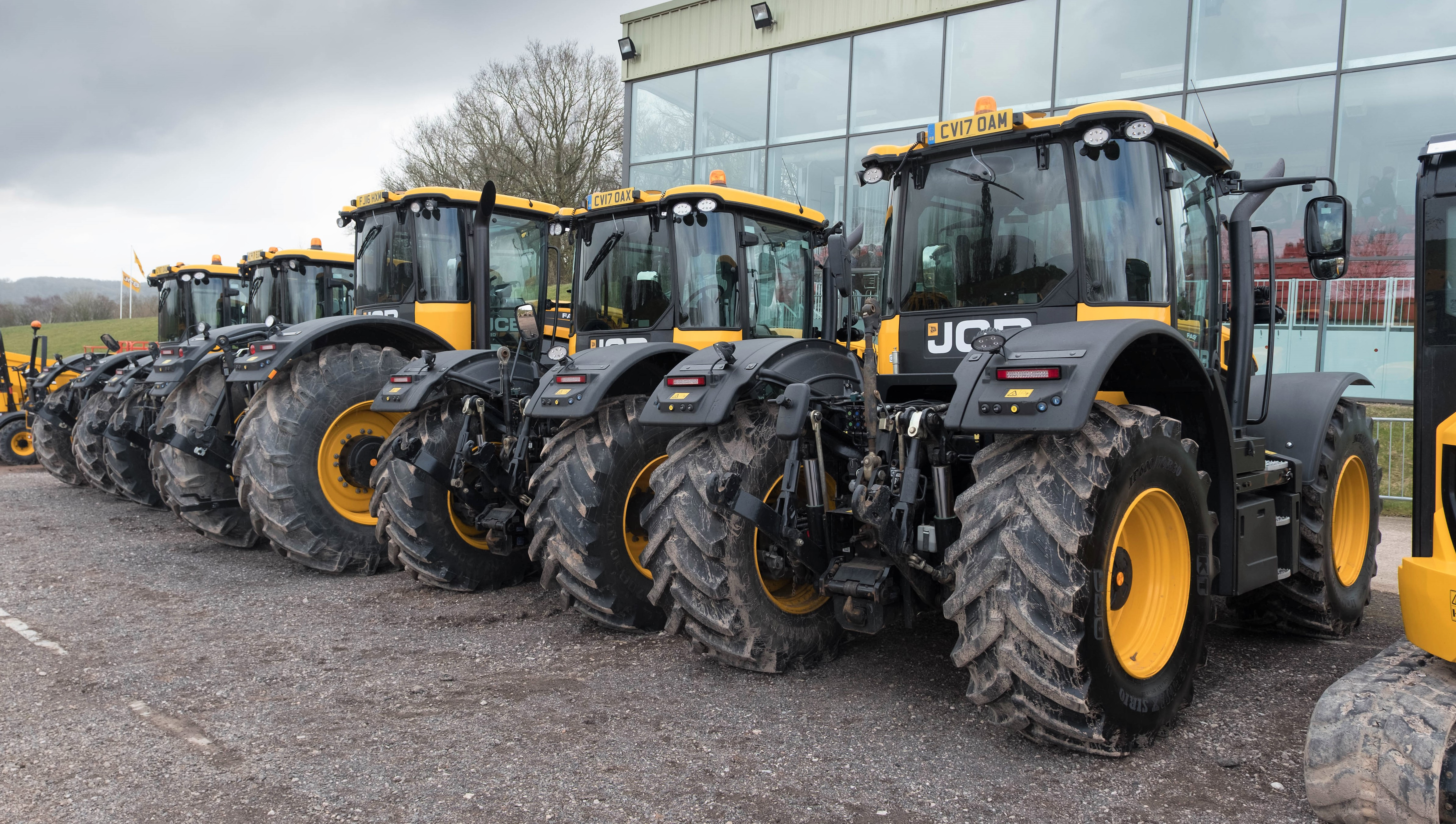 jcb report Heavy machinery manufacturer jcb reported record annual results today which show revenues up 37% in 2012 compared to 2011.