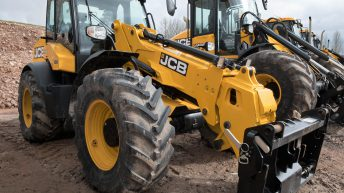 Auction report: Could you 'stretch' to a 'tidy' JCB telehandler?