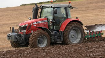 Prototype Massey Fergusons to run on bio-methane?