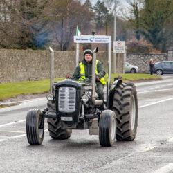 Dublin2Mayo tractor run