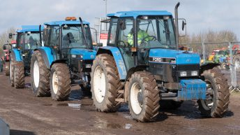 Auction report: 'Blue' bargains at March's Cambridge tractor sale?