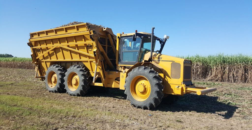 Cameco Sugar Cane Harvester : Are you game for a different breed of tractor agriland