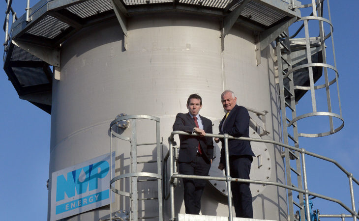 'World-first' wastewater to energy technology success for Irish firm