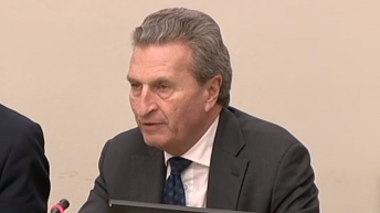 Cuts of 'at least 5-10%' on the way for CAP – Commissioner Oettinger