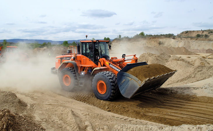 Sign of the times: Big loaders get 'fuel-sipping' CVT transmission