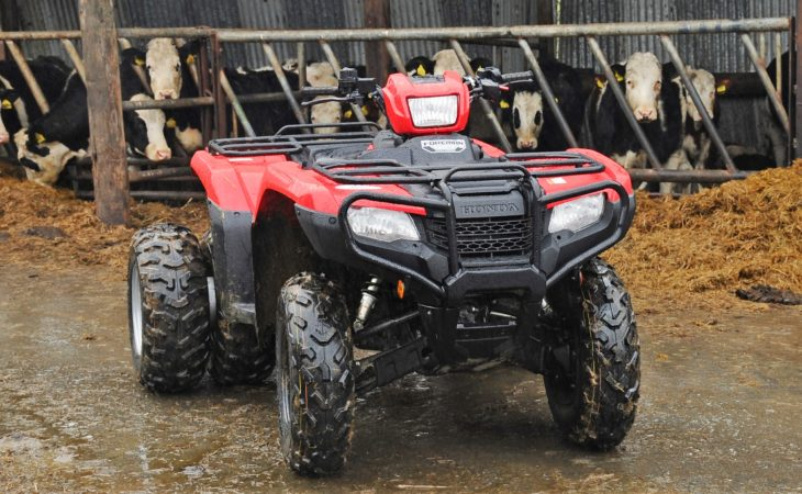 Trade focus: Is a quad the best 'tractor' a stock farmer could have?