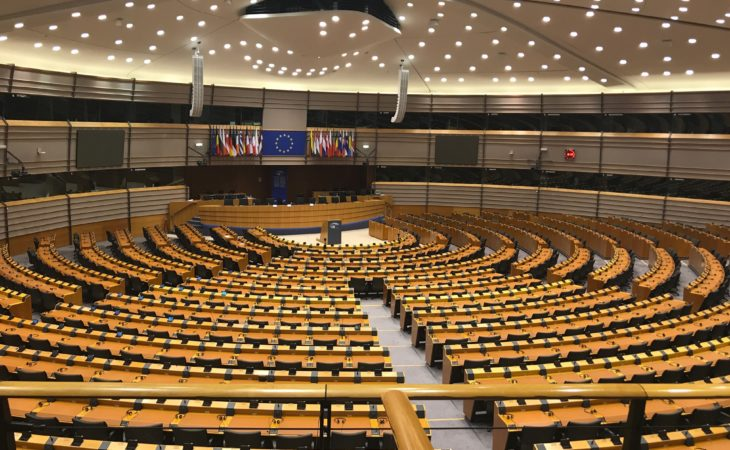 European Parliament approves Brexit withdrawal agreement