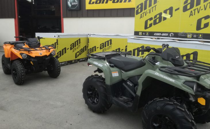 ATV giant Can-Am 'wheels' into Kilkenny