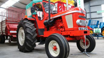 Why there's one tractor this Co. Antrim dealer will never sell