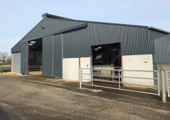 Buildings focus: Inside a €120,000 cubicle and calving shed in Co. Westmeath