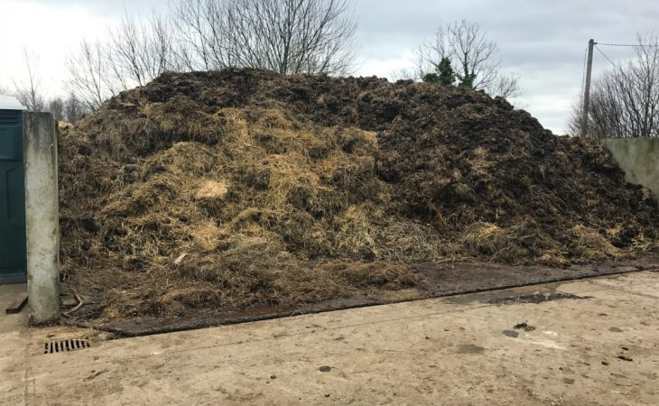 What is the value of farmyard manure?