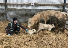 Heslin's agri ambition: 'My career will always come first'