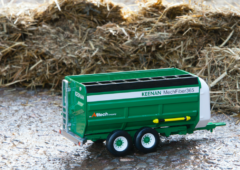 Keenan MechFiber365 replica model mixer wagon launched