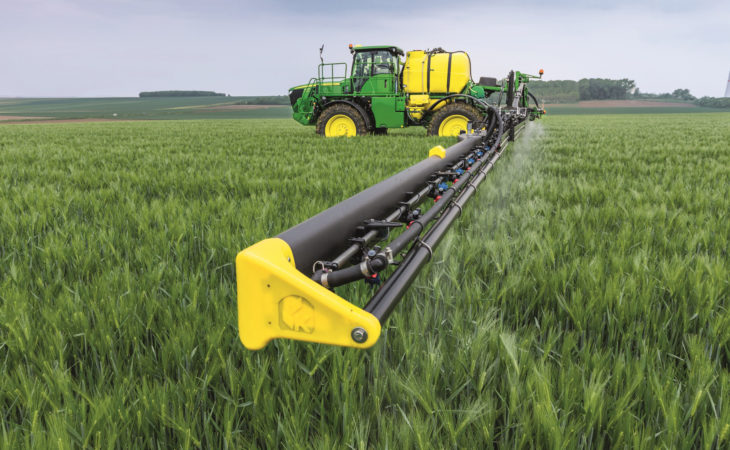 Deere continues on acquisition trail; who's the latest addition?