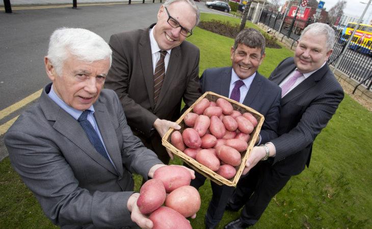 Ireland selected to host 2021 World Potato Congress