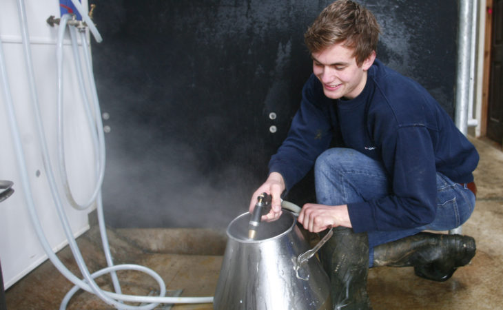 How this water heating system helped this Wexford dairy farm