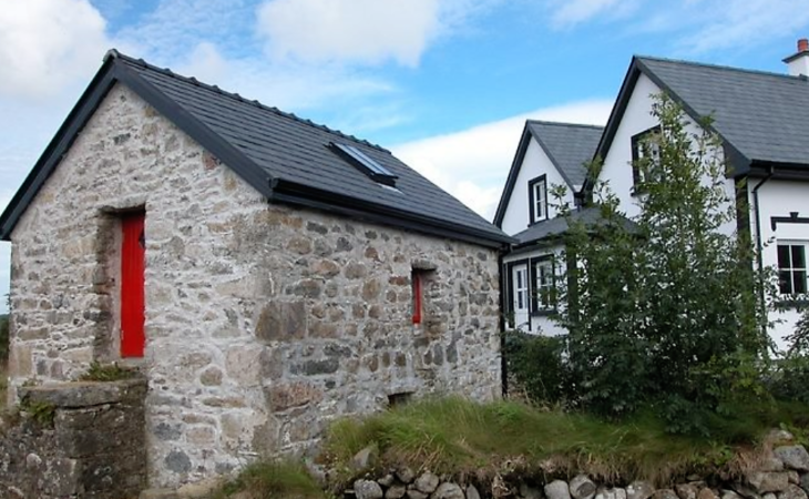 Mayo architect: Contemporary and traditional can cohabit