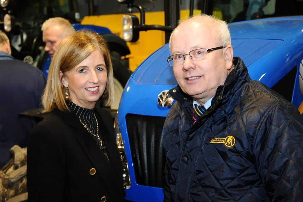 Kilkenny-based dealership Murphy's Motors has landed the top prize at the annual New Holland Dealer of the Year awards.