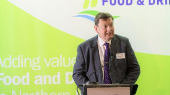 NI food chief elected UK body's vice president