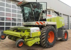 Farm and construction machinery to go 'under the hammer' in Co. Tyrone