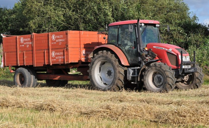 Over 20,000 Zetor Forterra tractors roll off the line in 20 years