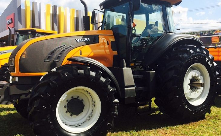 A big machinery show with some 'Latin' flair…in Brazil