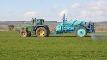 Winter barley: Disease risk as temperatures increase