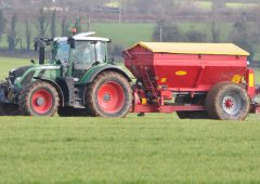 Nitrogen: Don't exceed limits on cereal crops