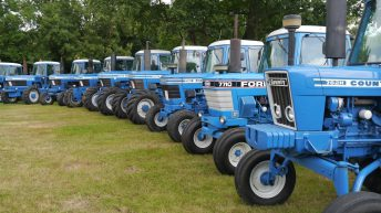 Auction preview: 38 restored 'blues' to go 'under the hammer'