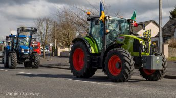 Pics: Dublin2Mayo 'beasts from the east' roll into the wilds of the west