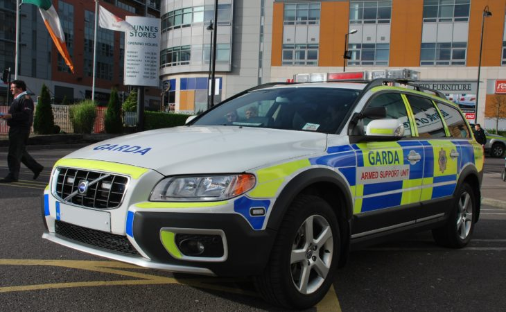 Gardaí recover stolen trailer and make arrest