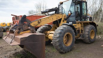 Auction report: Mix of machinery finds new home under the hammer