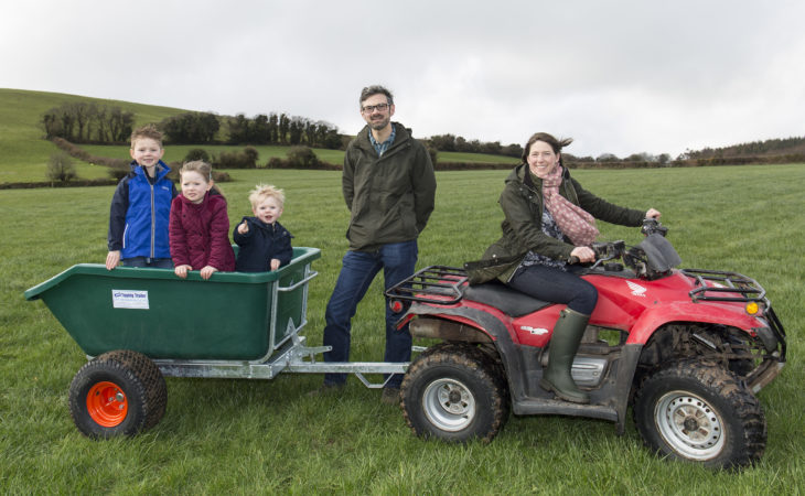 Meet the O'Sullivans of 'Big Week on the Farm' fame