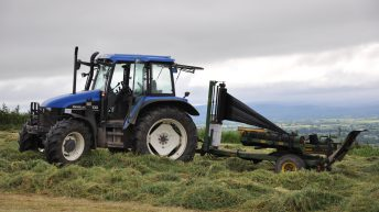 Midweek showers to interrupt silage-cutting operations