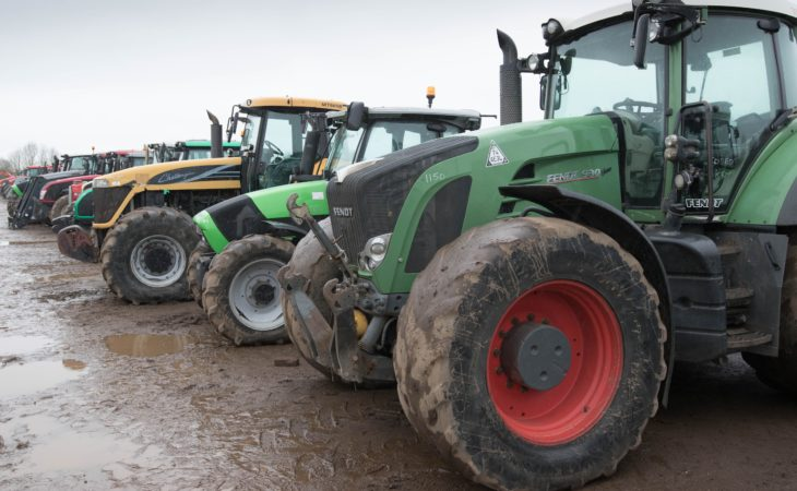 'Spanish remain the strongest overseas buying force at Cambridge Machinery Sales'