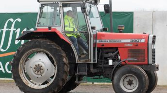 Auction report: 'Red' highlights from big April tractor sale