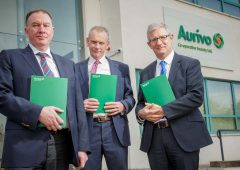 Duffy re-elected as chair of Aurivo