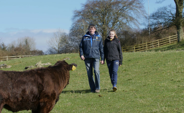 Video: Clare beef farmer goes the extra mile for genocide victims